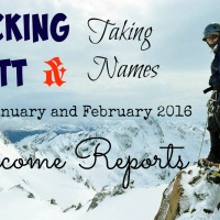 Kicking Butt and Taking Names: My January and February 2016 Income Reports