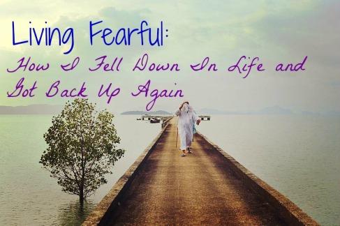 living fearful - diona